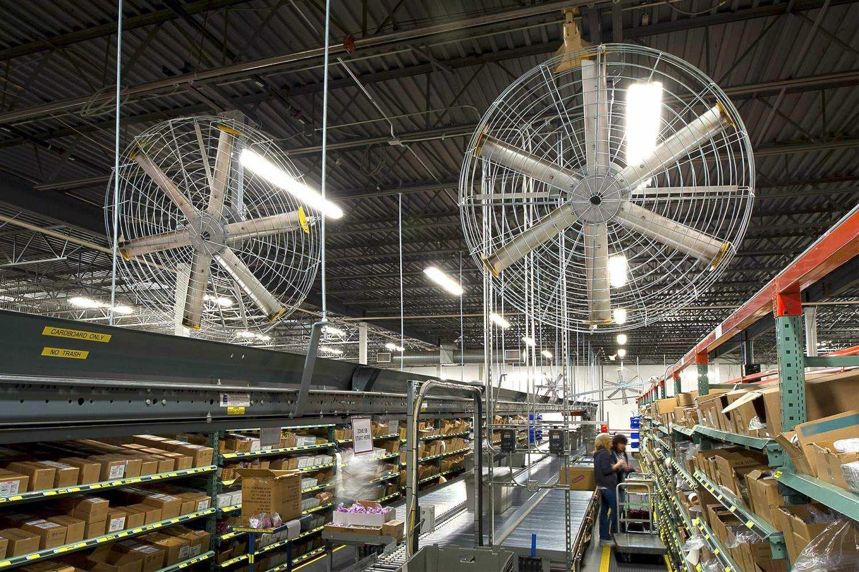Ventilador de techo industrial aliter soluciones - Fotos de ventiladores de techo ...