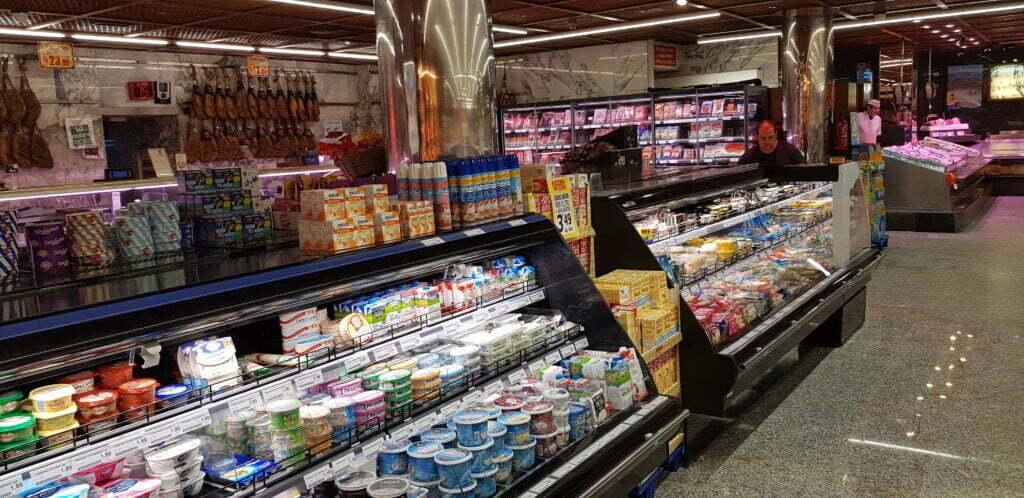 Cámaras frigoríficas expositoras Valencia