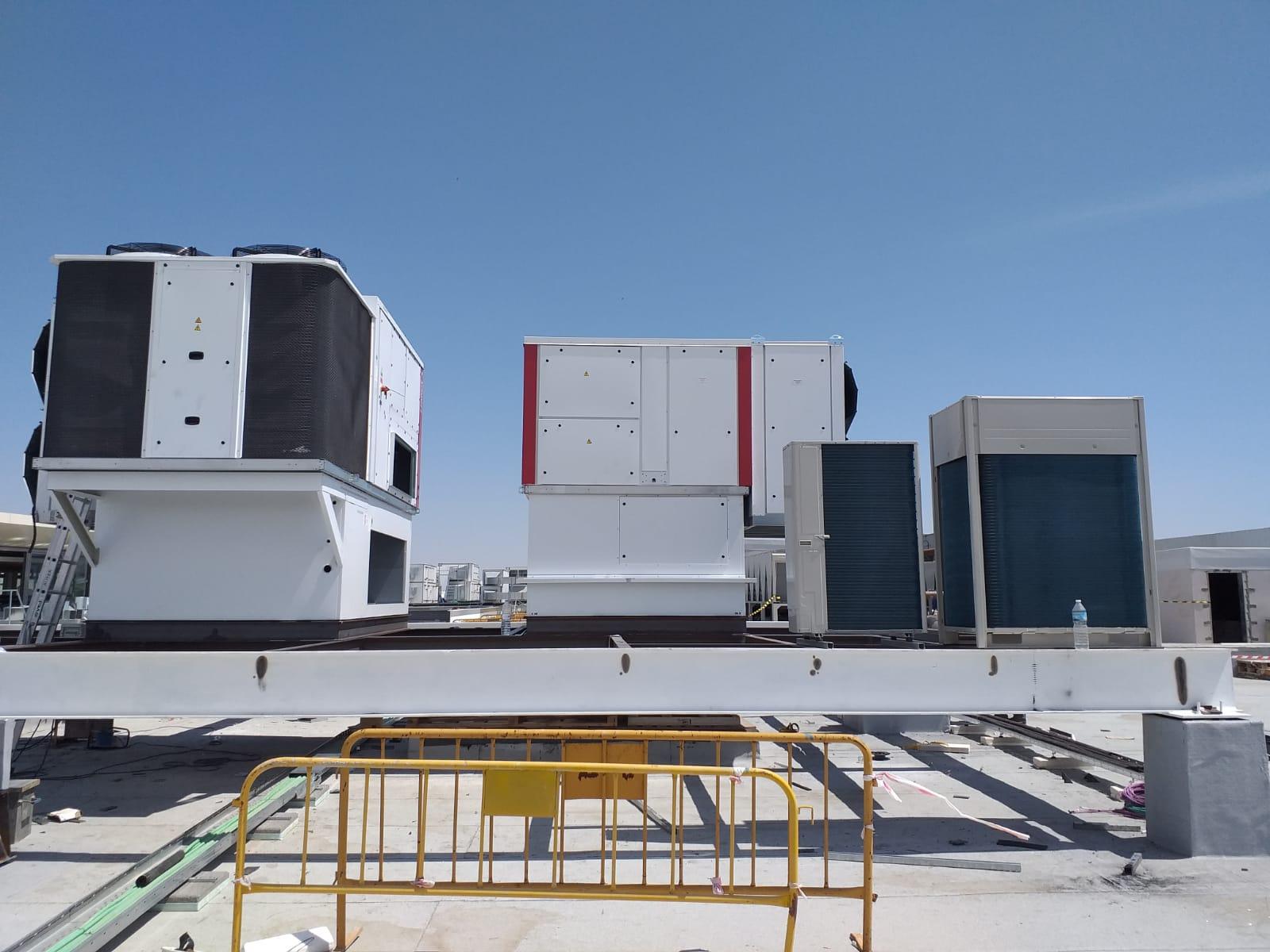Soluciones al estrés térmico industrial
